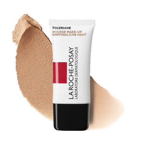 La Roche-Posay Toleriane Teint Mousse Make-up 01 Ivory - 2