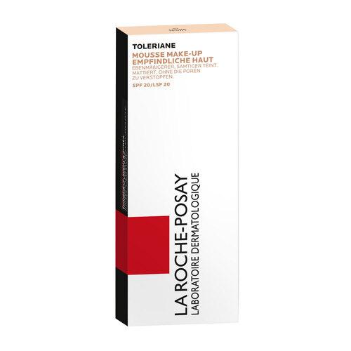 La Roche-Posay Toleriane Teint Mousse Make-up 04 Golden Beige - 1