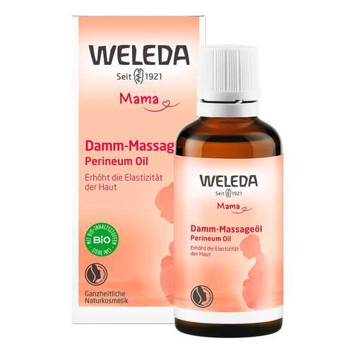 Weleda Damm-Massageöl - 1