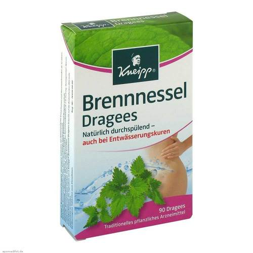 Kneipp Brennessel Dragees - 1