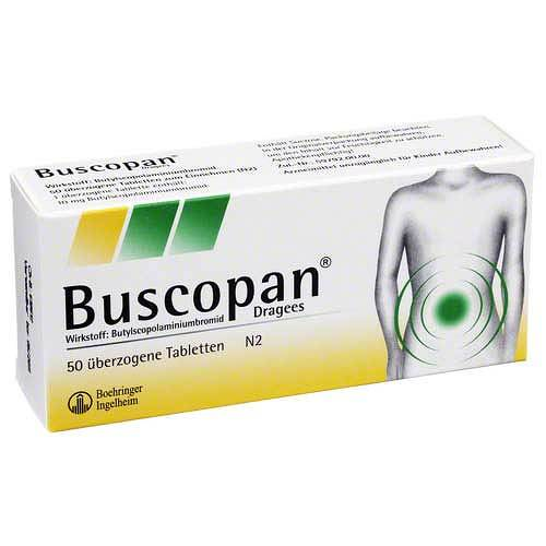 Buscopan Dragees Docpharm - 1
