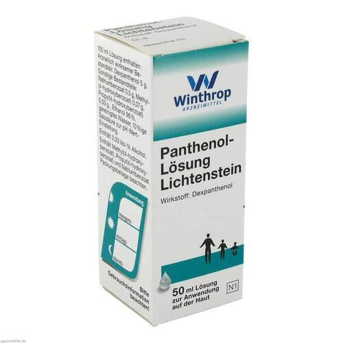 Panthenol 5% Lichtenstein Lösung - 1