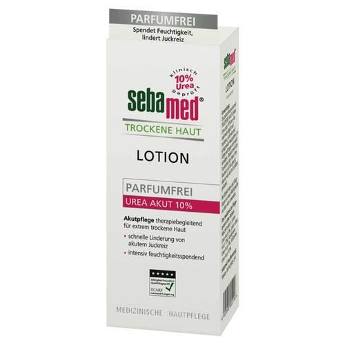 Sebamed Trockene Haut Parfumfrei Lotion Urea 10% - 2