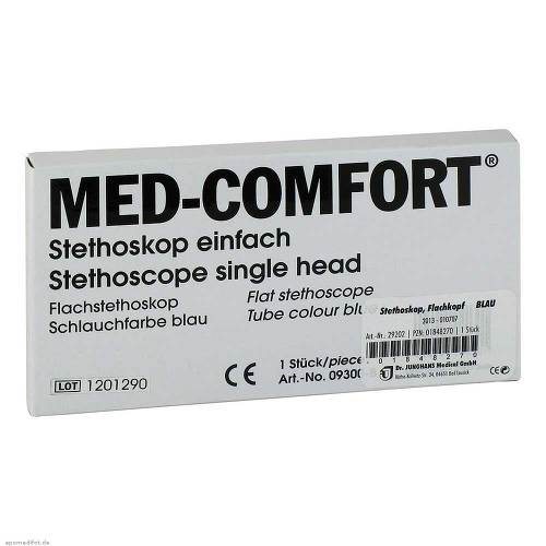 Stethoskop Flachkopf blau - 1