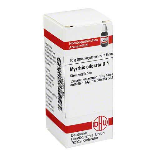 Myrrhis odorata D 4 Globuli - 1