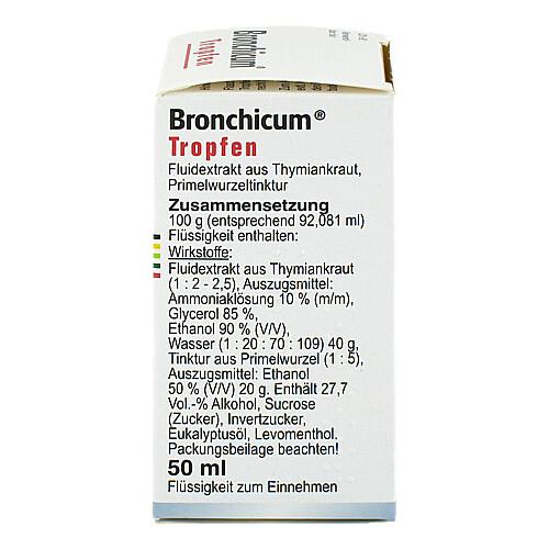 Bronchicum Tropfen - 3