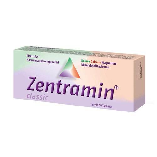 Zentramin classic Tabletten - 1