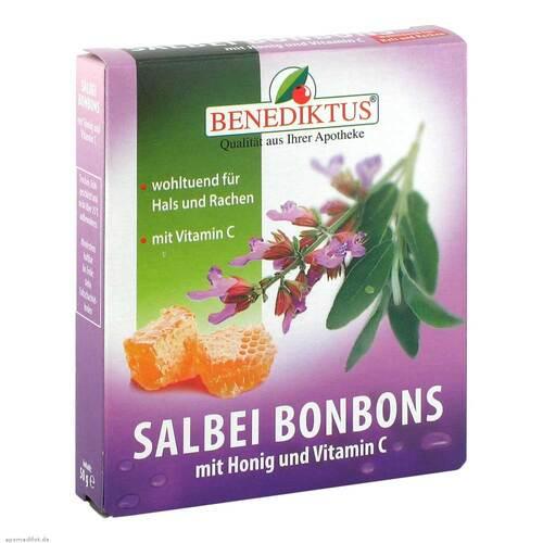 Salbei Bonbons mit Honig + V - 1