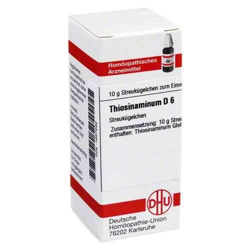DHU Thiosinaminum D 6 Globuli - 1