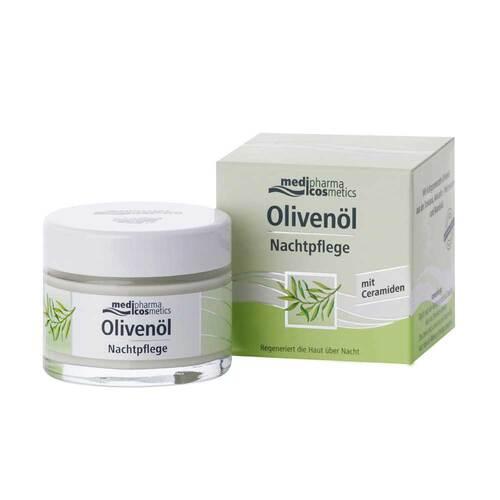 Olivenöl Nachtpflege Creme - 1