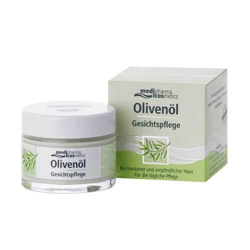 Olivenöl Gesichtspflege Creme - 1