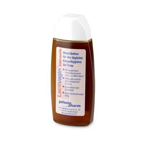 Lactivagin Intimseife Flüssigseife - 1