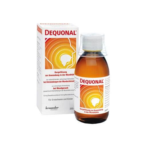 Dequonal Lösung - 1