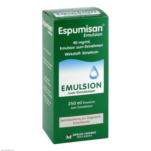Espumisan Emulsion für bildgebende Diagnostik - 1
