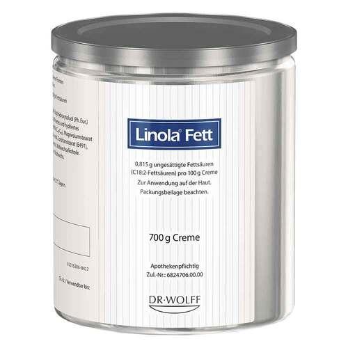 Linola fett Creme - 1