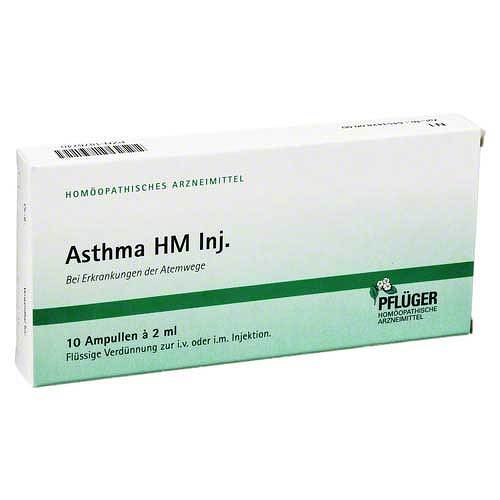 Asthma HM Injektion Ampullen - 1