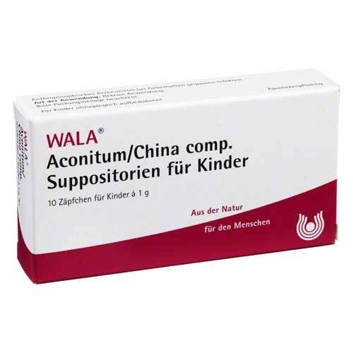 Aconitum / China comp. Suppositorien - 1