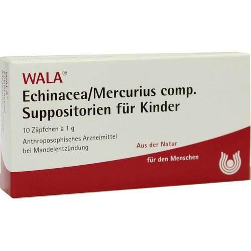 Echinacea / MERC. comp. Suppos - 1