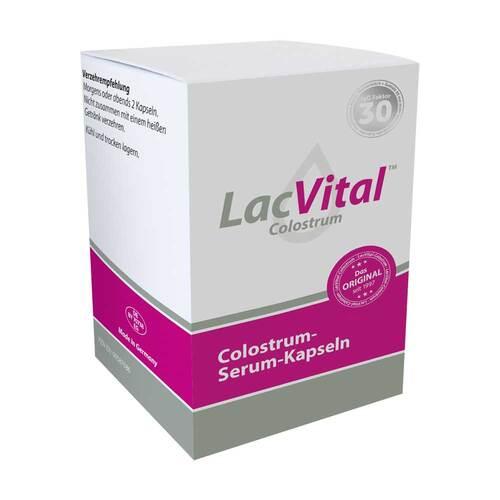 Colostrum Kapseln Lacvital - 1