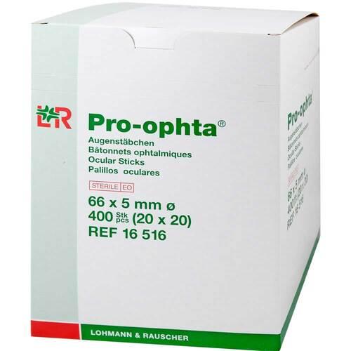 Pro Ophta Augenstäbchen steril 16516 - 1