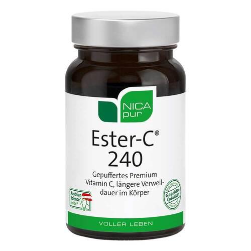 Nicapur Ester-C 240 Kapseln - 1