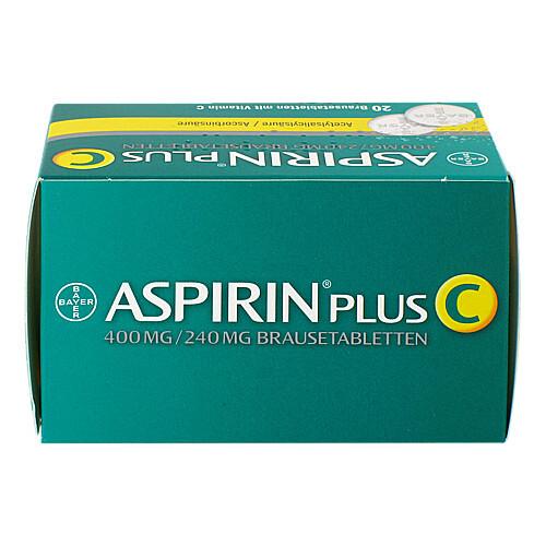 Aspirin plus C Brausetabletten - 4
