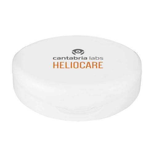 Heliocare Compact ölfrei SPF50 hell Make up - 2
