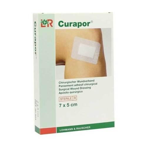 Curapor Wundverband 5x7 cm steril - 1