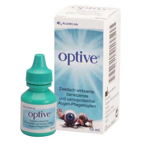 Optive Augentropfen - 1
