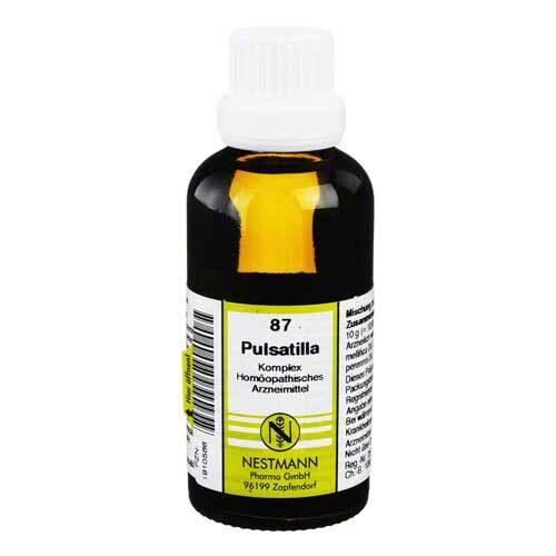 Pulsatilla Komplex Nr. 87 Dilution - 1