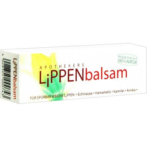 Apothekers Lippenbalsam Tube - 1