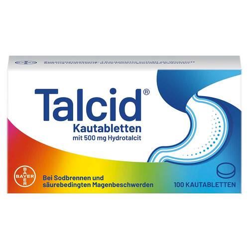 Talcid Kautabletten - 1