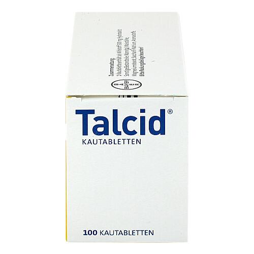 Talcid Kautabletten - 4