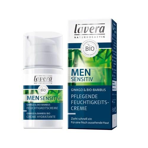 Lavera Men Sensitiv Pflegende Feuchtigkeitscreme - 1