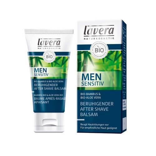 Lavera Men Sensitiv Beruhigender After Shave Balsam - 1