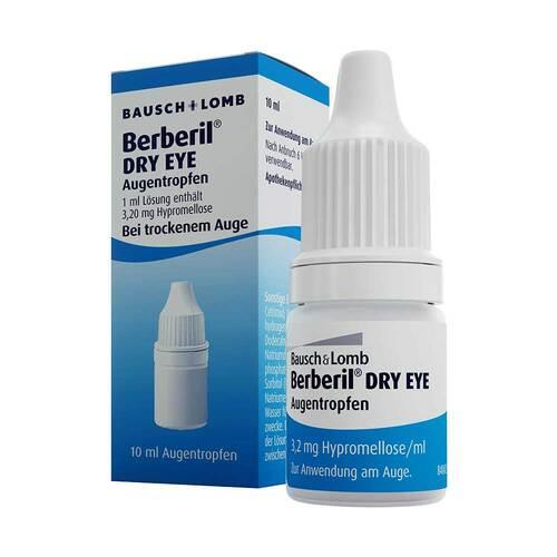 Berberil Dry Eye Augentropfen - 1