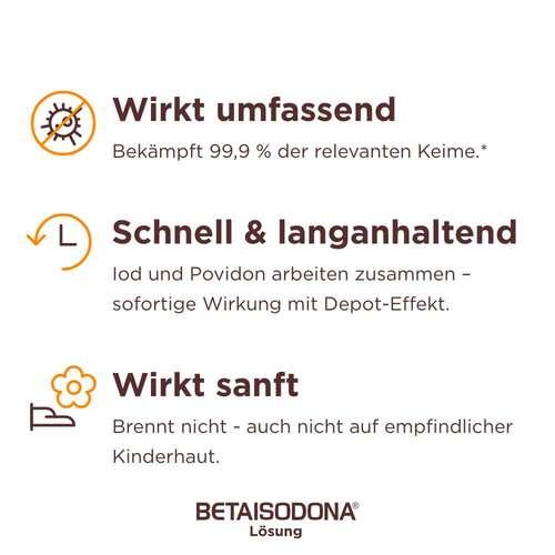 Betaisodona Lösung - 4