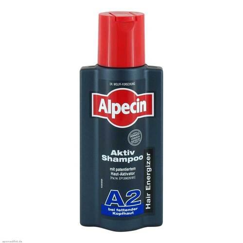 Alpecin Aktiv Shampoo A2 - 1