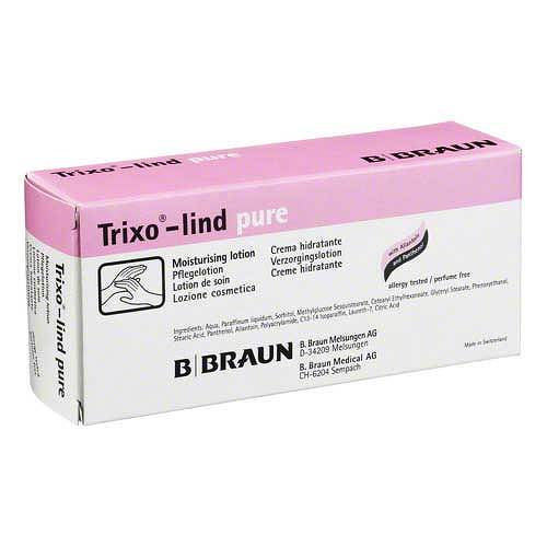 Trixo Lind pure parfümfreie Pflegelotion - 1