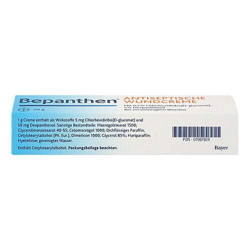 Bepanthen Antiseptische Wundcreme - 3