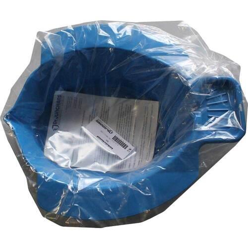 Bidet Becken Kunststoff blau - 1
