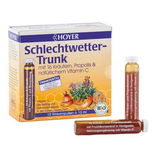 Hoyer Schlechtwetter Trunk Trinkampullen - 1
