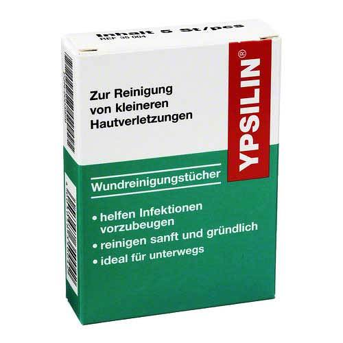 Ypsilin Wundreinigungstücher - 1