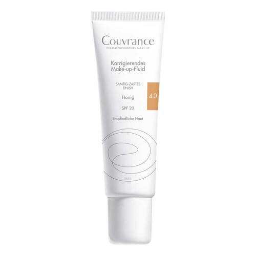 Avene Couvrance korrigierendes Make-up Fluid 04 Honig - 1