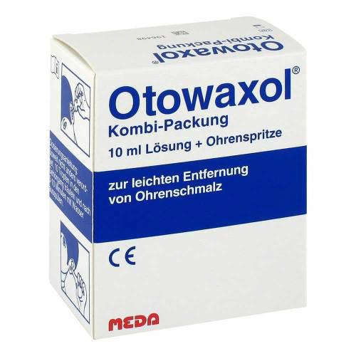 Otowaxol Lösung - 1