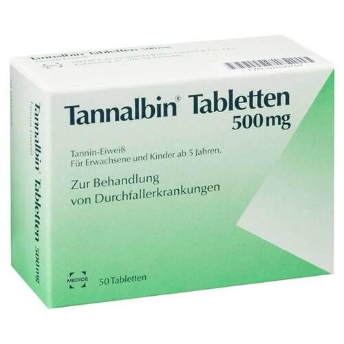 Tannalbin Tabletten - 1