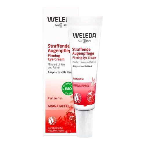 Weleda Granatapfel Straffende Augenpflege - 1