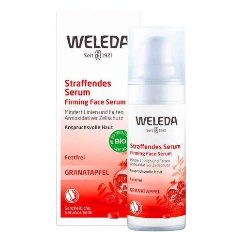 Weleda Granatapfel Straffendes Serum - 1