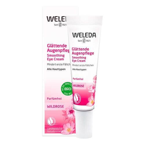 Weleda Wildrose Glättende Augenpflege - 1