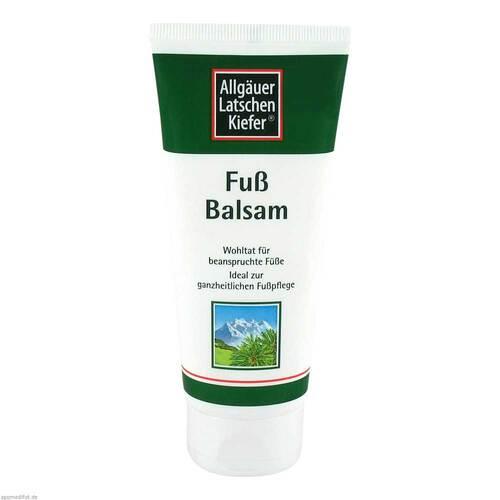 Allgäuer Latschenkiefer Fuß Balsam - 1